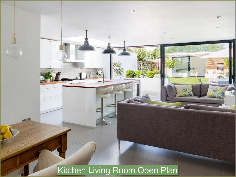 11 Kitchen Living Room Open Concept Design Ideas In 2020 Open Concept Kitchen Living Room Open Concept Kitchen Living Room Layout Living Room And Kitchen Design