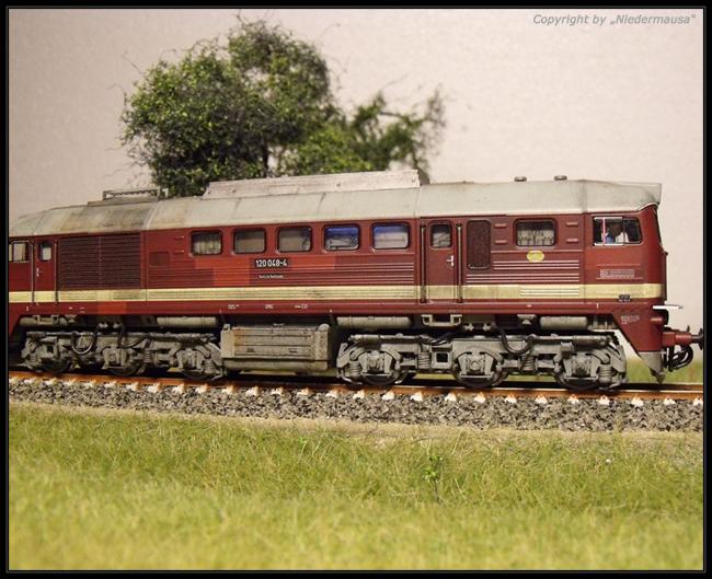 Pin von Alexander a.k.a. Koef auf weathering model trains