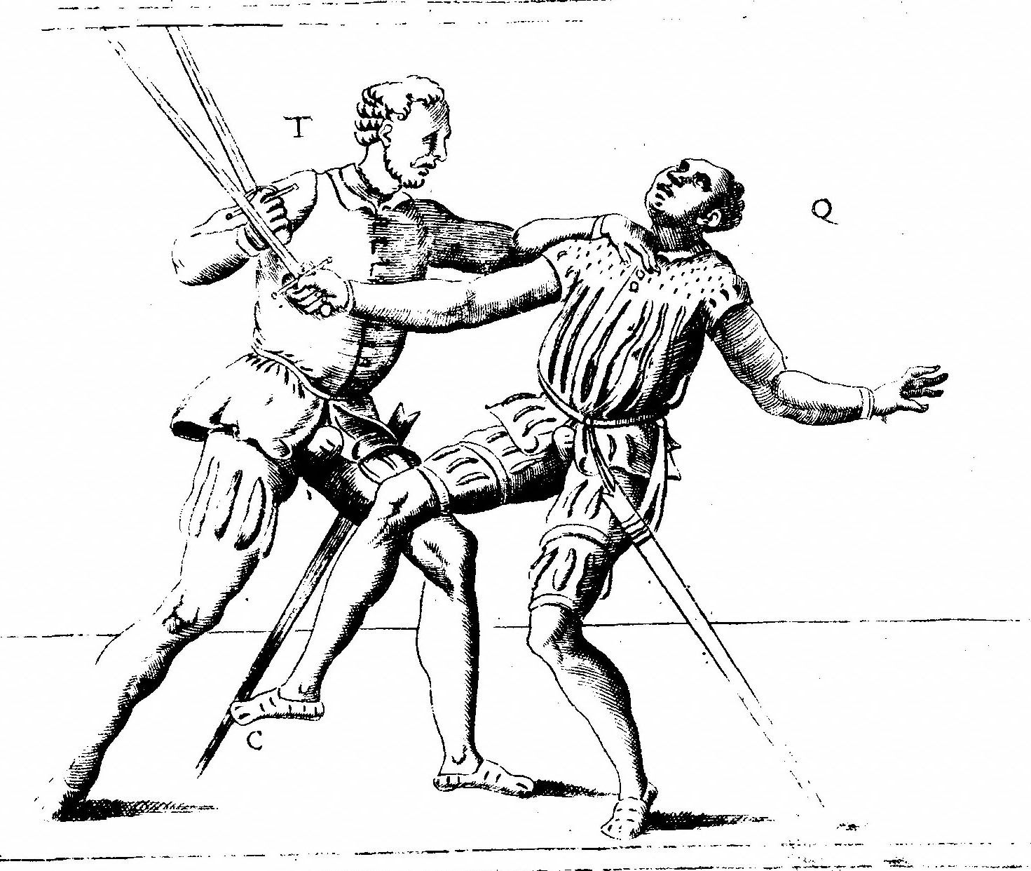 Two Handed Sword Fighting Moves