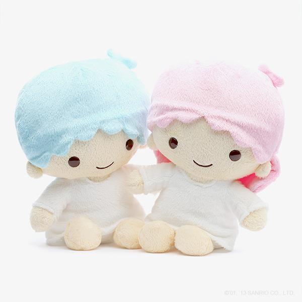 Little Twin Stars plushies