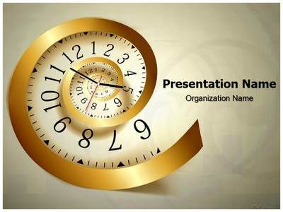 Download Our State Of The Art Infinity Time Ppt Template Make A