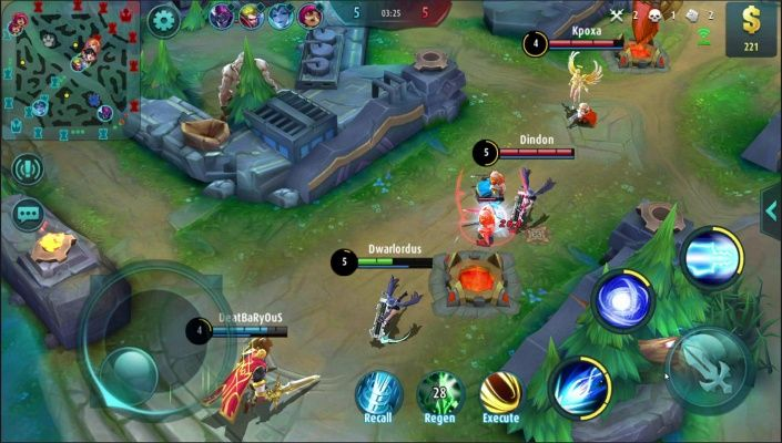 Mobile legends bang bang is a free to play android multiplayer 060 mobile legends bang bang is a free to play android multiplayer ccuart Images