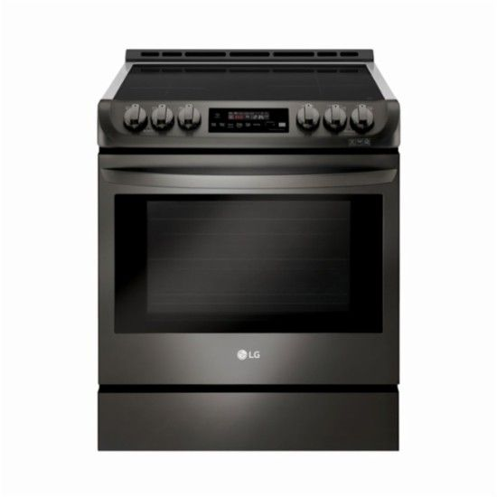 Lg 6 3 Cu Ft Self Cleaning Slide In Electric Induction Smart