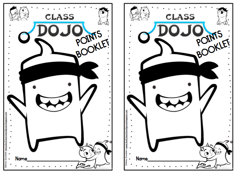ilive2learn ilove2grow: Class Dojo Posters and Prize