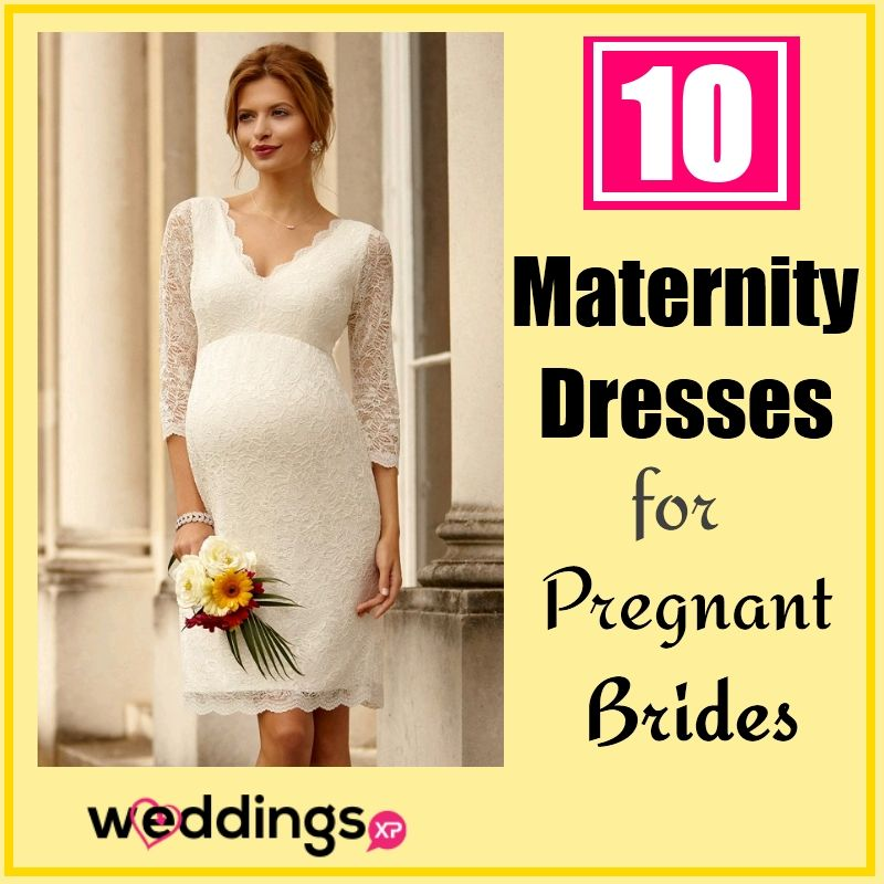 10 Best Maternity Wedding Dresses | Wedding | Pinterest | Wedding ...