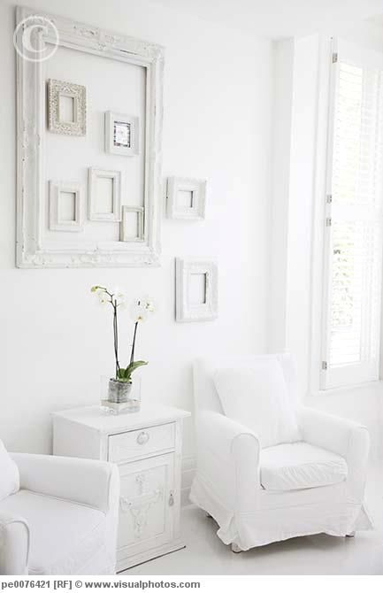 white living ♥ | Interiors We Love | Pinterest | White rooms ...