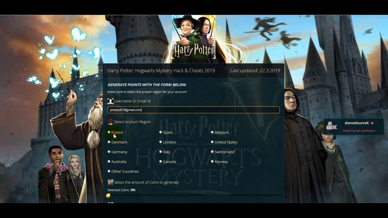 Harry Potter Hogwarts Mystery Hack Cheats 2019 Hogwarts Mystery Harry Potter Hogwarts Hogwarts