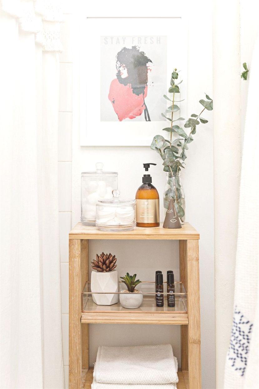 The Best (Small) Bathroom Ideas Ever! #BathroomStorage   bathroom ...