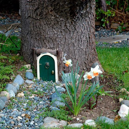 Cute Fairy Garden Ideas Fairy Houses Fairy And Plants