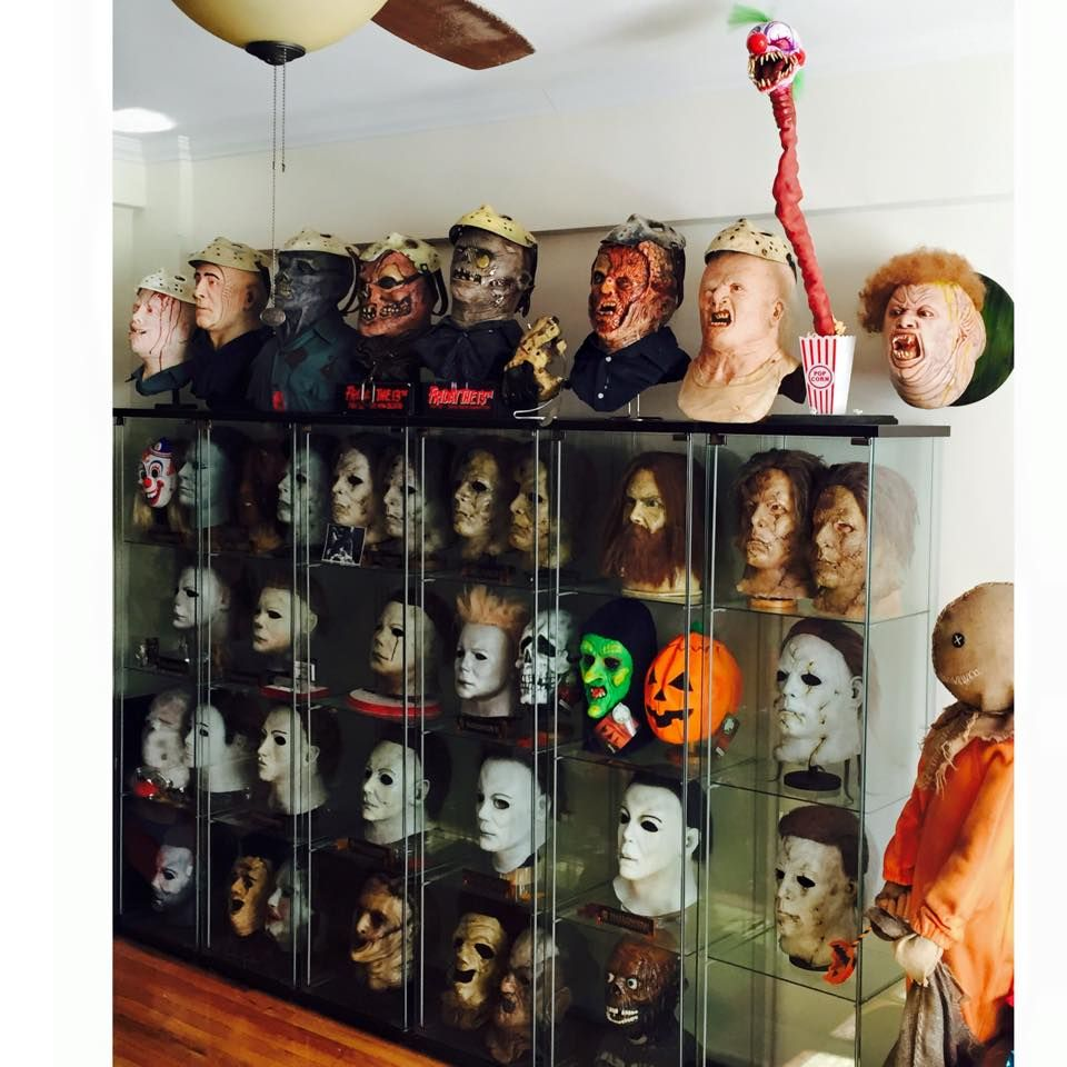 Pin by Horror Films & Masks on Mask Collections | Pinterest ...