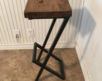 metal wood bar stool 36 stool barstool chair metal stool metal and wood bar stool. Black Bedroom Furniture Sets. Home Design Ideas