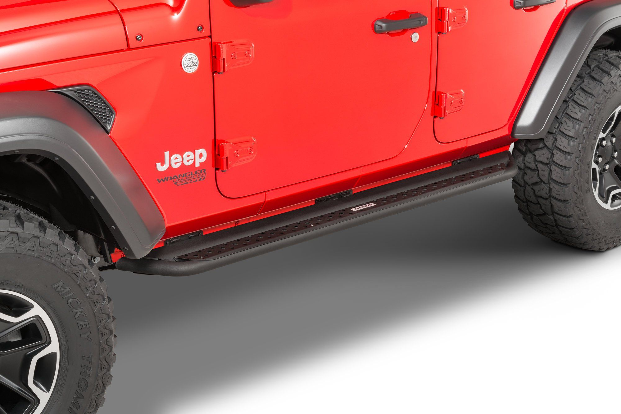 Go Rhino Dss4506t Dominator Dss Rock Sliders For 18 20 Jeep Wrangler Jl Unlimited Jeep Wrangler Wrangler Jl Jeep