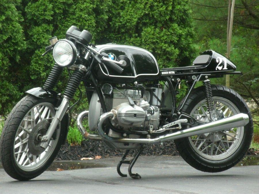 custom-vintage bmw cafe racer reworks | motocicle | pinterest