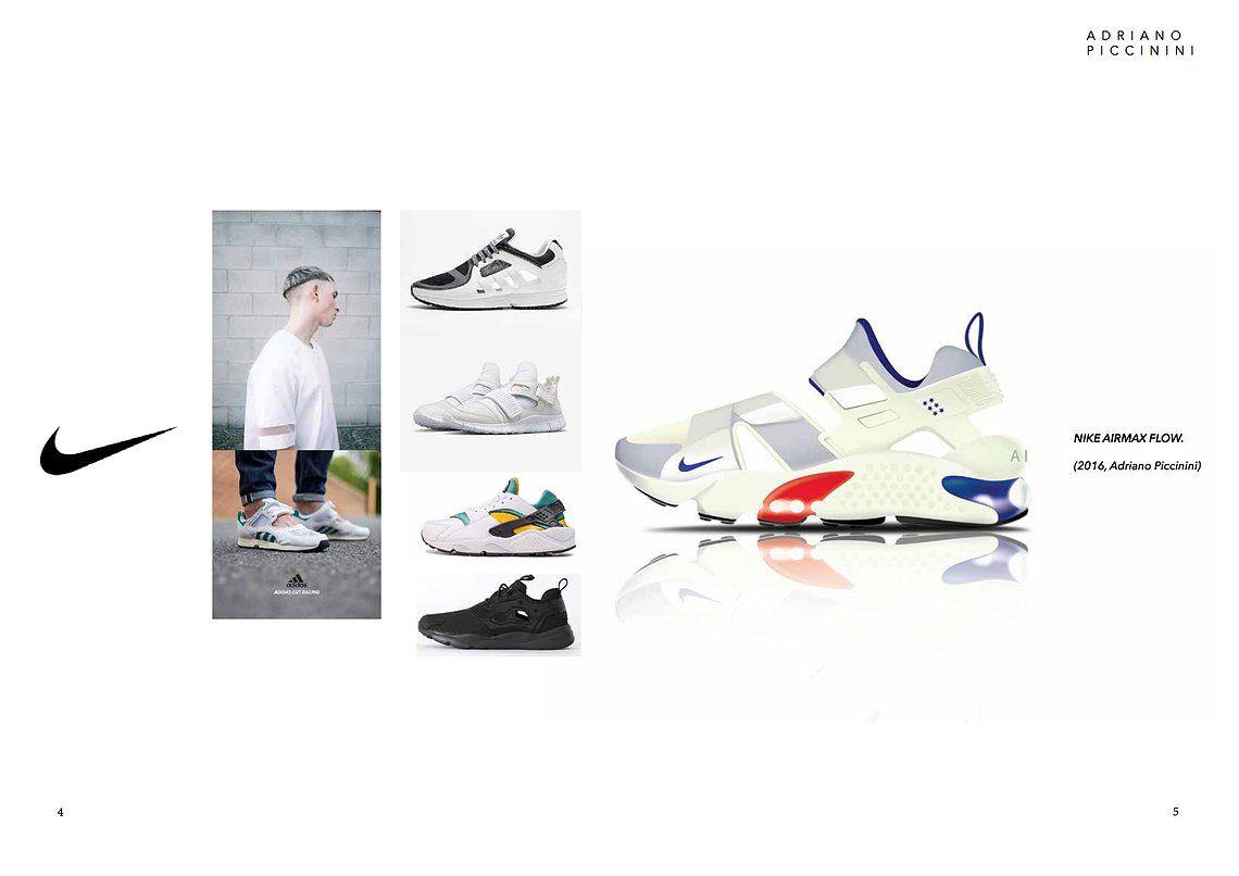 Huarache Sandals (Concept)