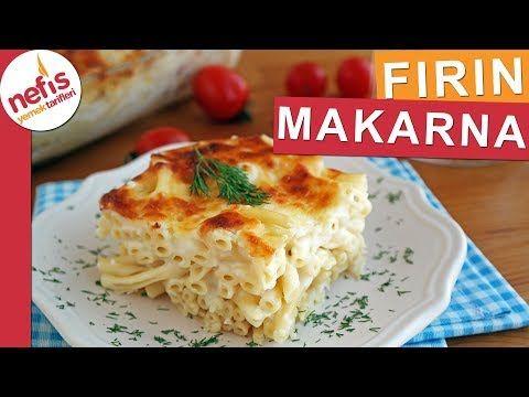 Su Böreği Tadında FIRINDA MAKARNA – 42.000 kişinin tarif defterinde olan muhteşem lezzet