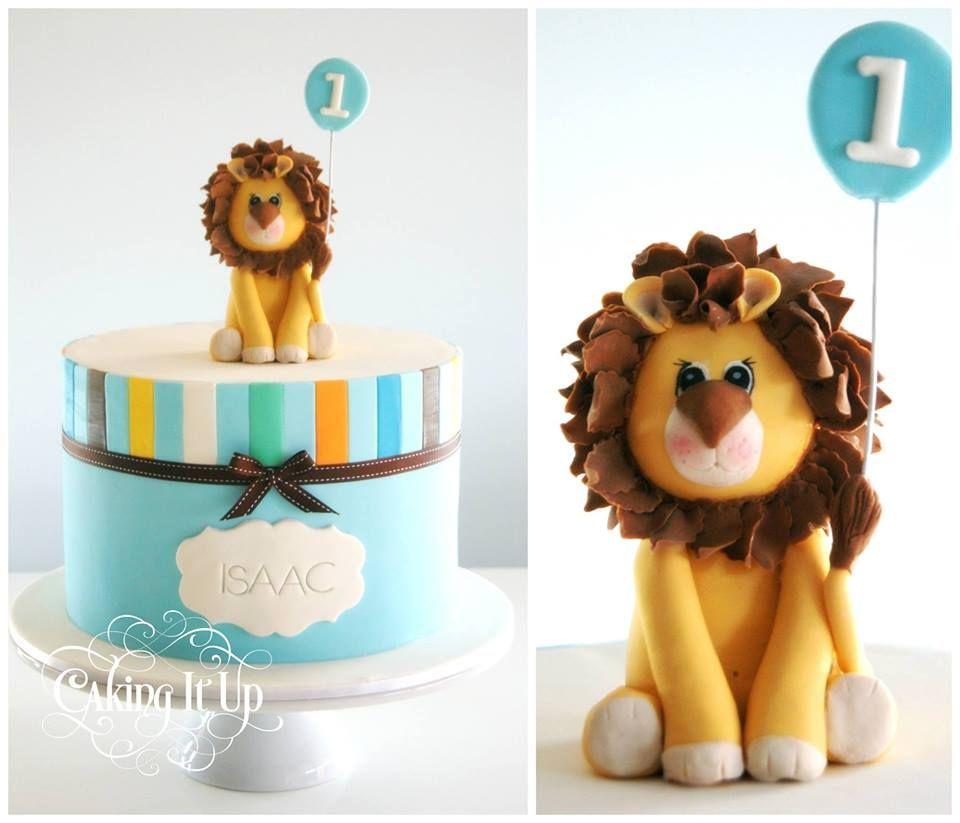 Le o fofo cakes pinterest - Patte de lion ...