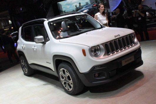 بالصور جيب تطرح سيارة رينيجيد لأول مرة في مصر جريدة البورصة 2015 Jeep Renegade Jeep Renegade Jeep