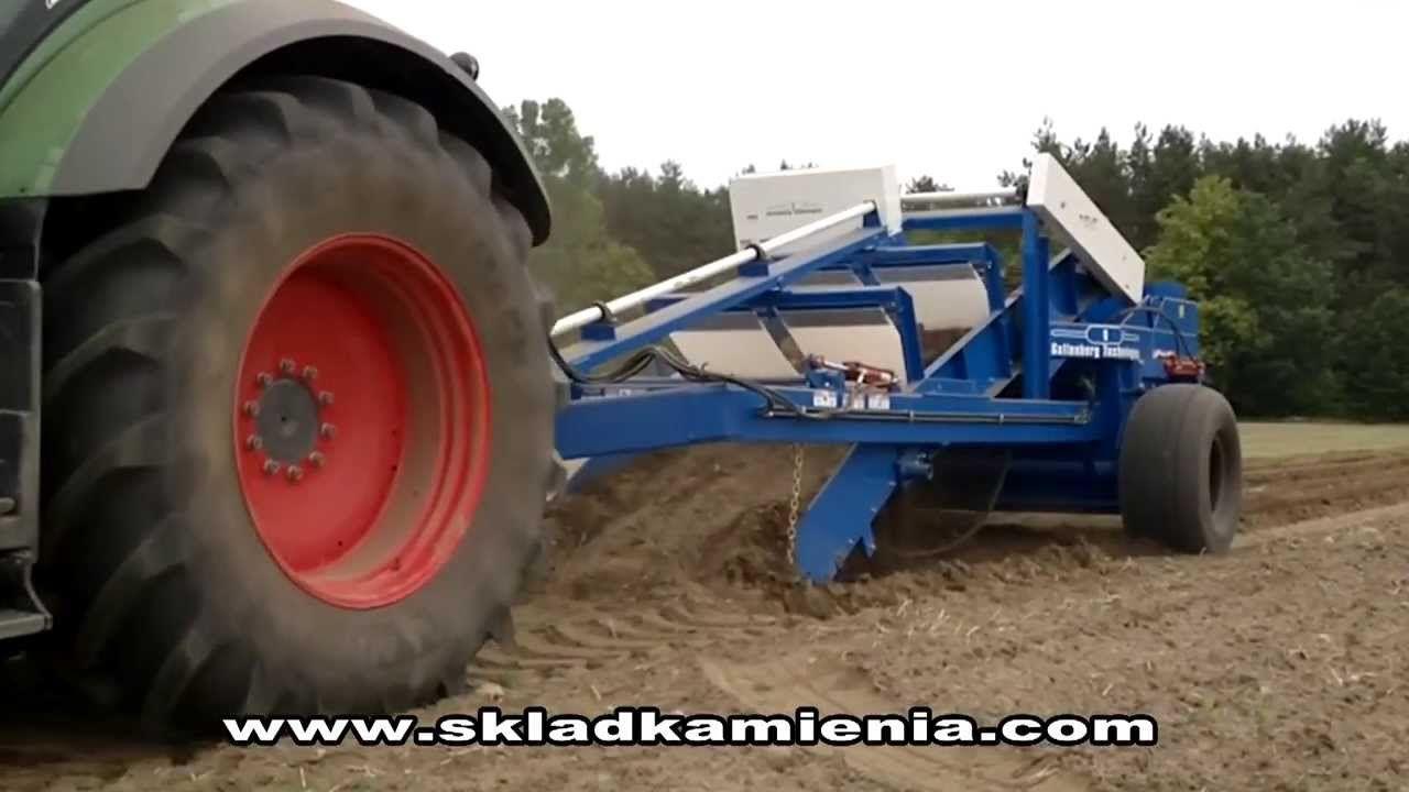 Gallenberg, kopanie kamieni Tractors, Vehicles