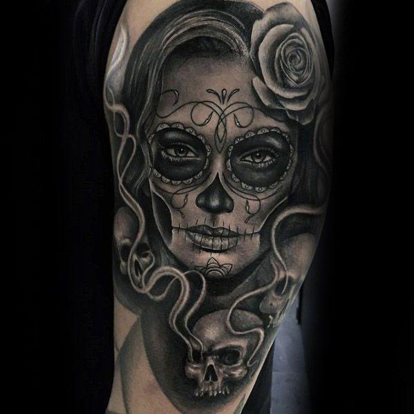Imagem Relacionada Tattoos Tattoos Skull Tattoos E border=
