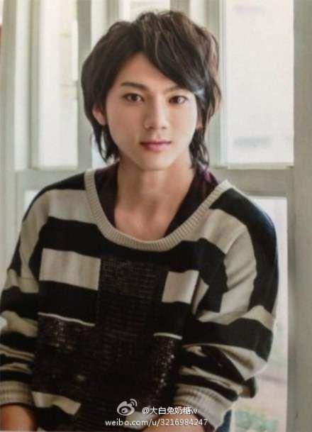 Yamada Yuki....and all of a sudden I thought- he reminds ...Yuki Yamada Movies