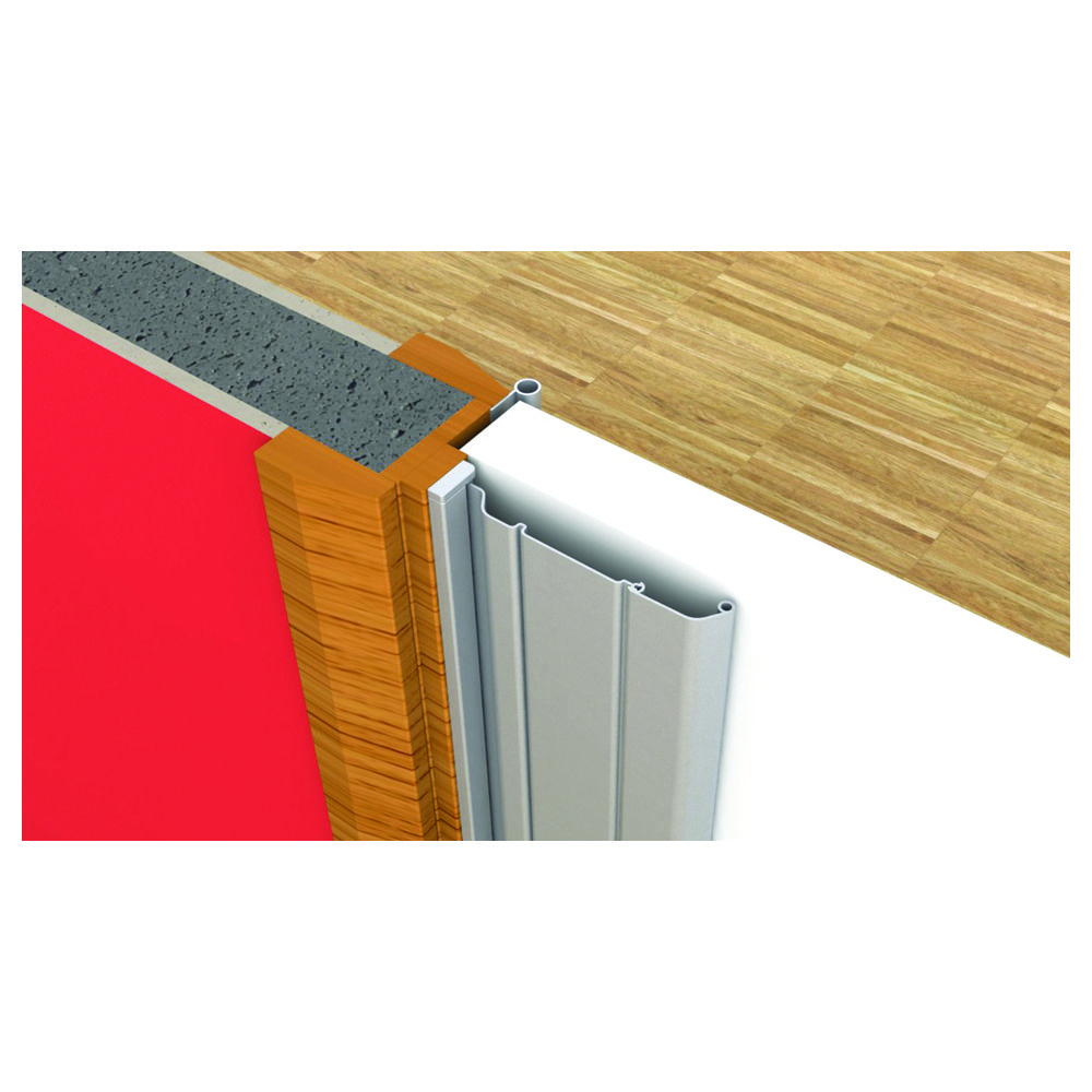 Commercial aluminium hinge guard finger protector range