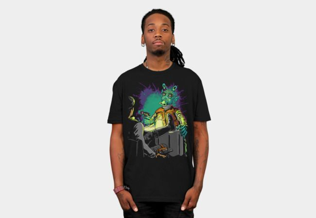 Han or Greedo T-Shirt - Design By Humans