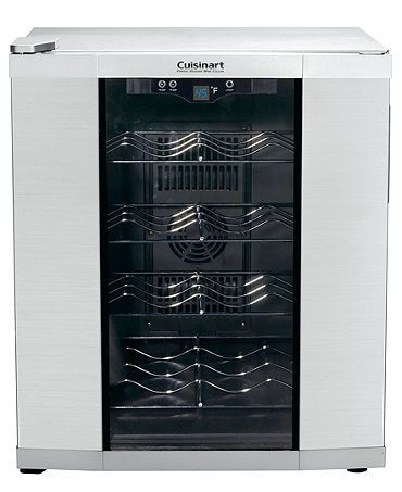 I Need No Wine Refrigerator Wine Cellar Cuisinart