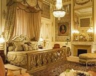 my dream bedroom. Reminds me of Jane Austin!