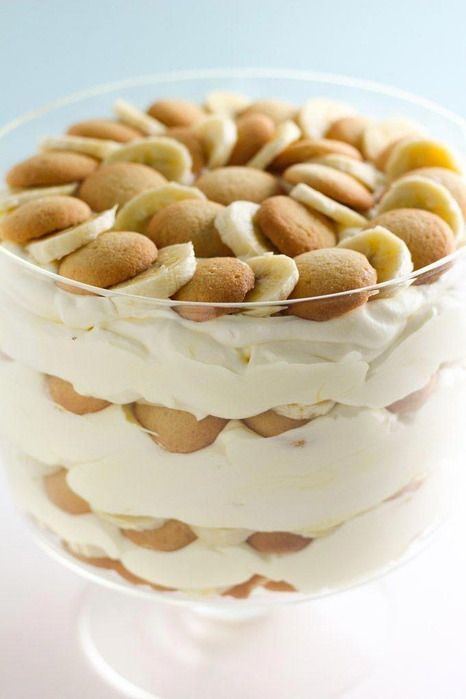 Magnolia Bakery's Banana Pudding Recipe   Baked in AZ #bananapudding