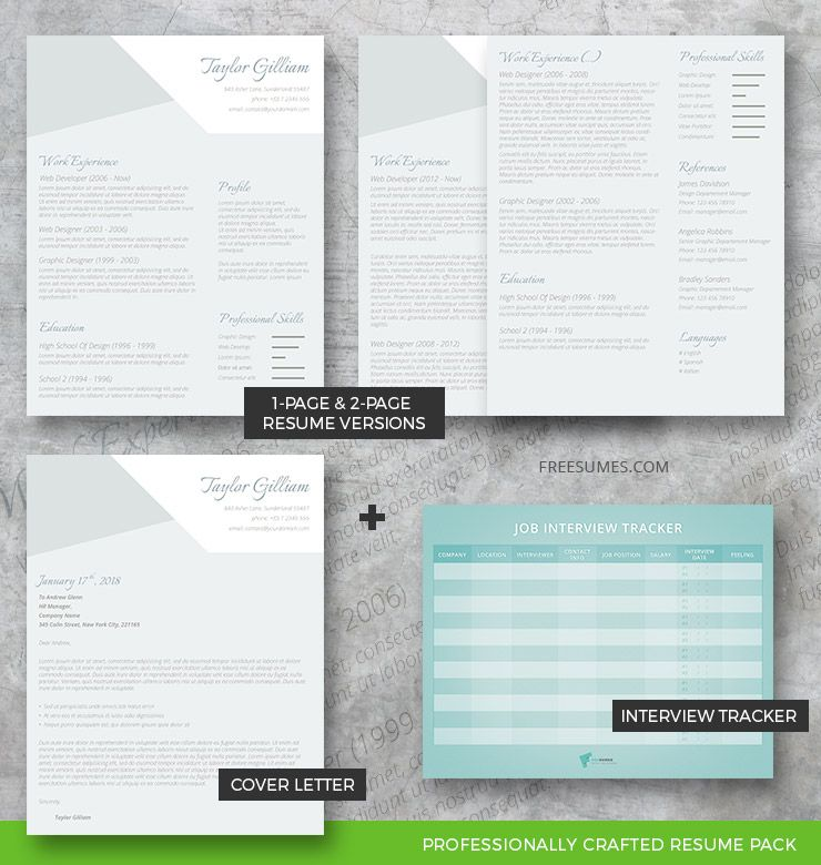 The Intelligent Applicant Complete Resume Pack | Career Trajectory ...