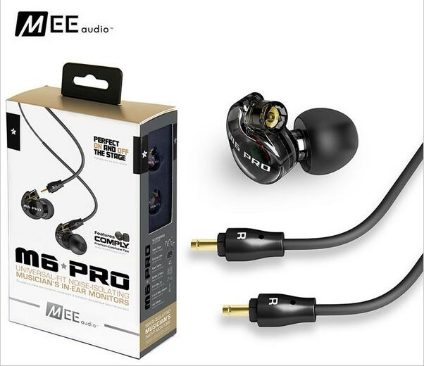 195 00 Watch Here Http Aixyd Worlditems Win All Product Php Id 32790718918 Moq5pcs Hot Mee Audio M6 Pro Noise Can In Ear Monitors Headphones Earphone