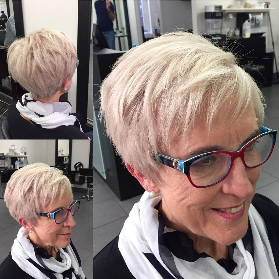 50 fab short hairstyles and haircuts for women over 60 in