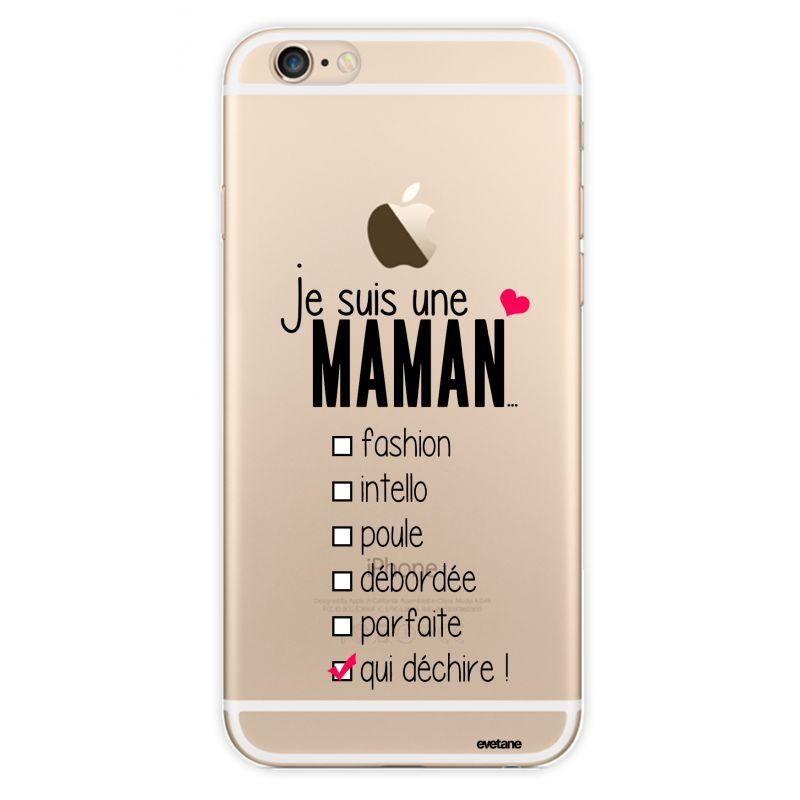 coque iphone 6 humour ado