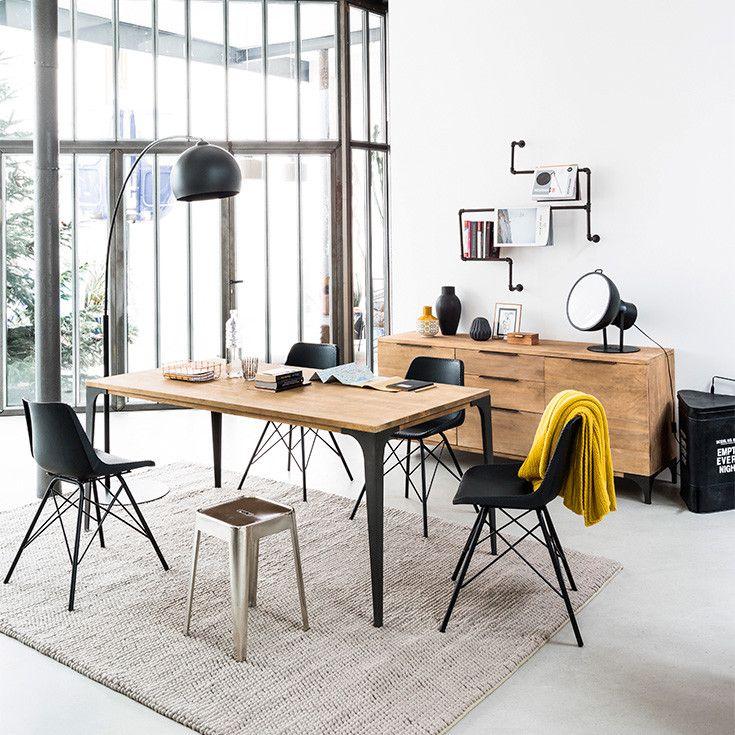 Affordable Arredamento Industriale Stile Industriale Maisons Du Monde With Carta  Da Parati Maison Du Monde