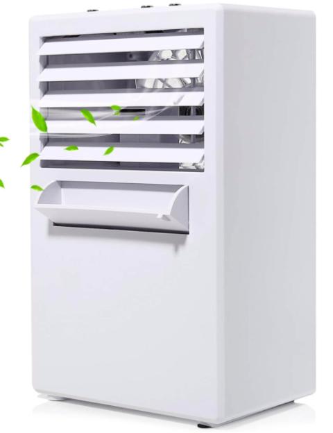 Pin en Mini ventiladores