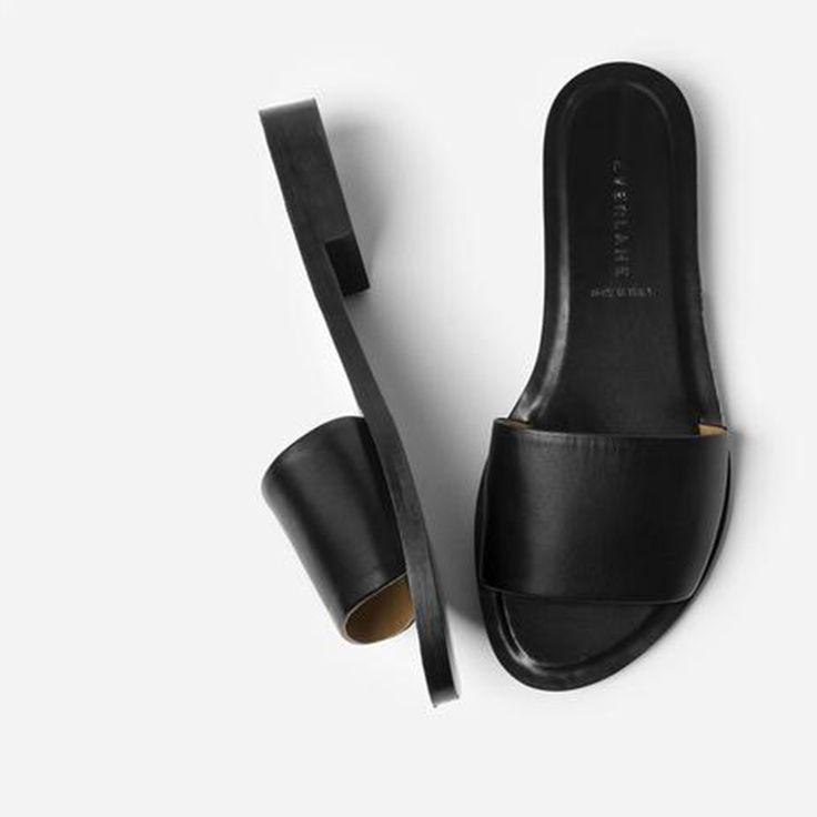The Modern Slide Sandal | Shop: Who