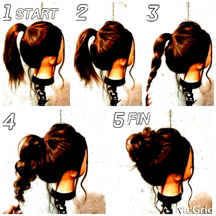 Langes Haar Und Hochsteckfrisuren Hairstyles For Long Hair Hairs Hochsteckfrisur Frisuren Lange Haare