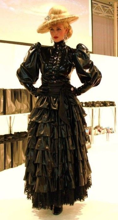 Ultimate Dress Rubber Dress Latex Amp Rubber