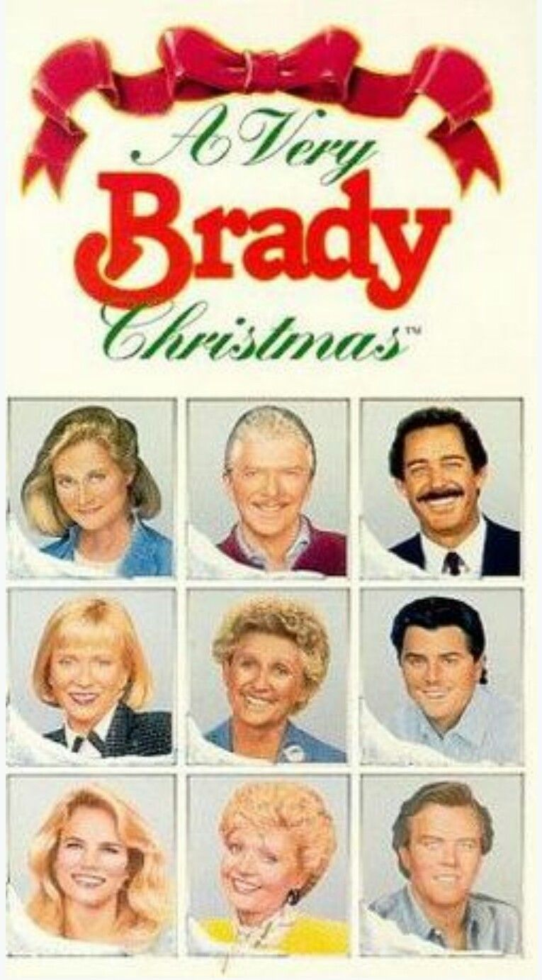A Very Brady Christmas. (With images) Christmas movies