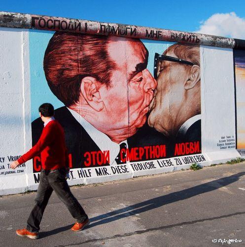 East Side Gallery Lethal Love East Side Gallery Berlin Wall East Side