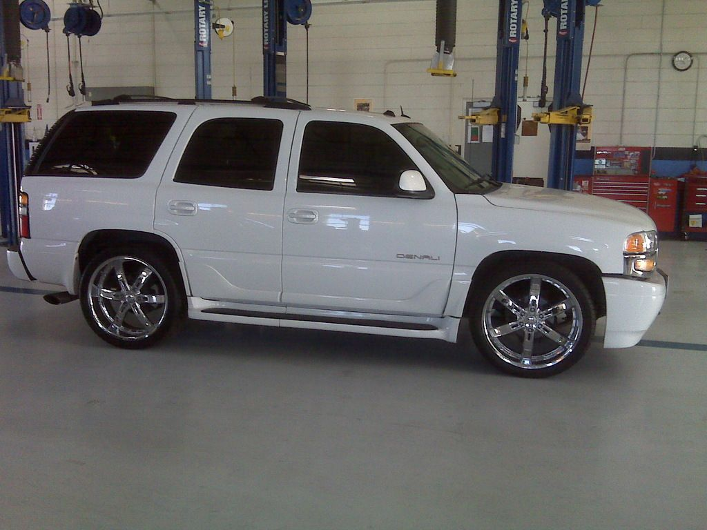 2004 Denali Best Turning Radius For A Truck Yukon Denali Gmc