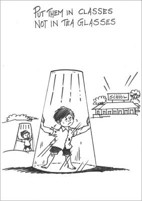 Stop Child Labour Poster Ideas For Nift Nid Ceed Entrance Exam