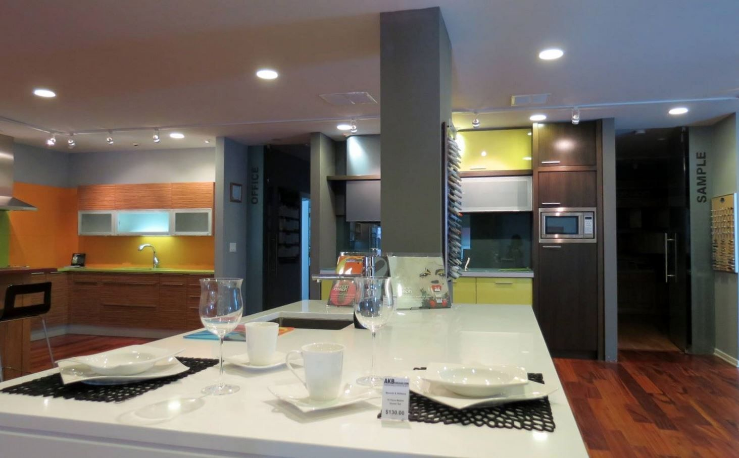 Attractive At Andersonville Kitchen And Bath, We Sell A Variety Of Quartz Countertops  And Kitchen Designs