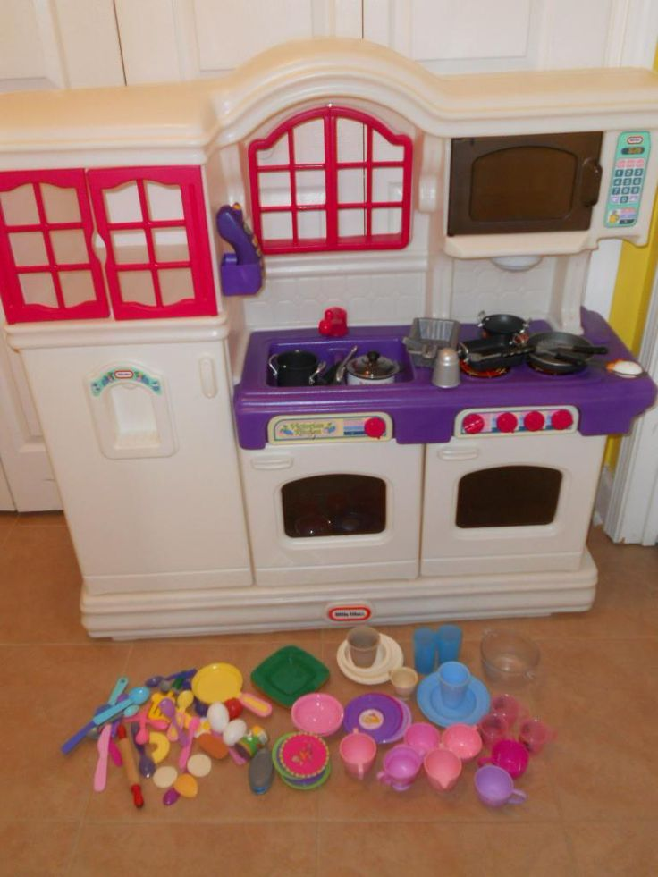 little tikes play kitchen - Google Search: