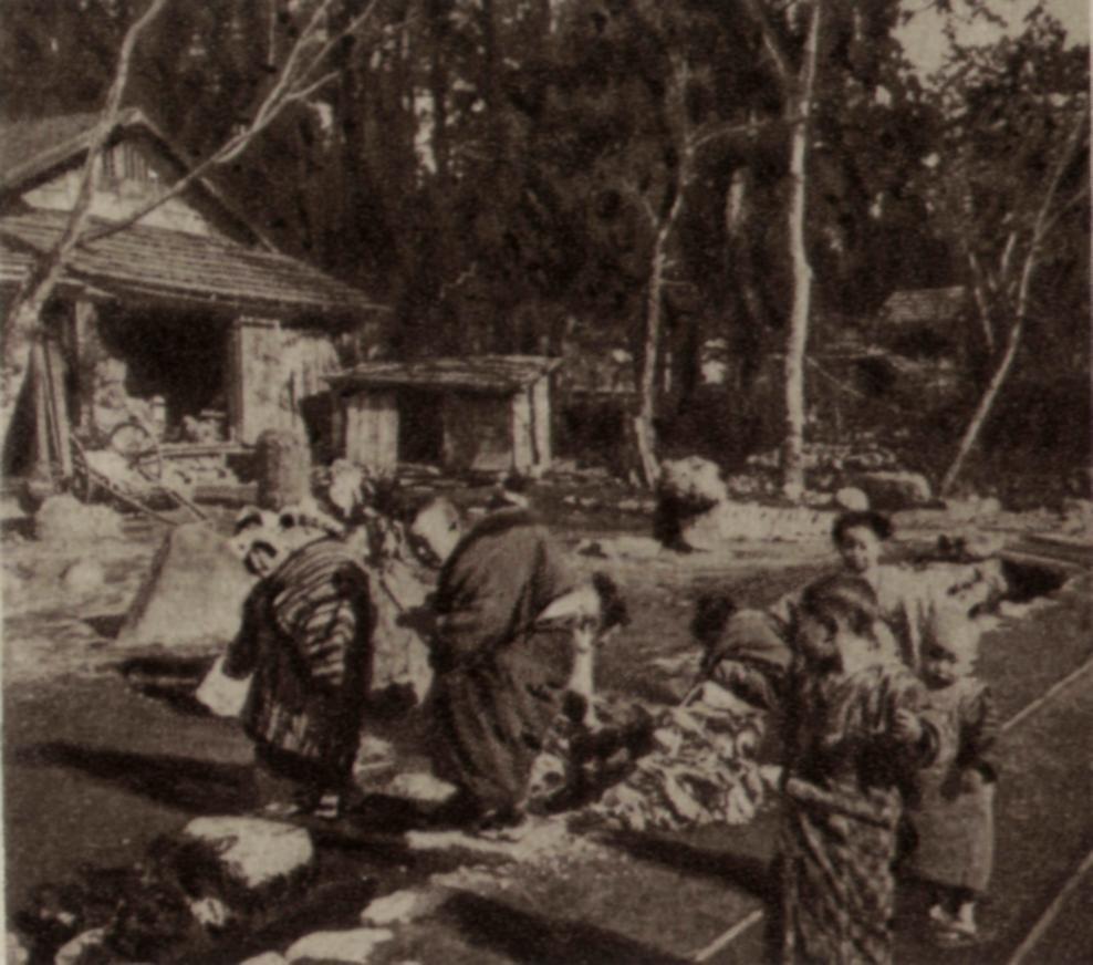 @@@....@@@@...El Japón, costumbres y curiosidades de principios del siglo XX www.solosequenosenada.com988 × 872Buscar por imagen En un suave atardecer, pían los pajaritos en la calma del jardín. Shishamine no Saku, autor de este cuadro lleno de ternura, nos dice al pie del mismo: «Cogí el pincel jubilosamente. PINTORES REALISTAS JAPONESES - Buscar con Google
