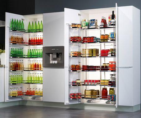 Kessebhmer Tandem Pantry by Hfele INDESIGNLIVE Kitchen ideas