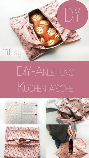DIY Idee: Kuchentasche