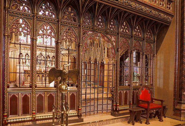 St Giles RC Church, Cheadle by Baz Richardson, via Flickr