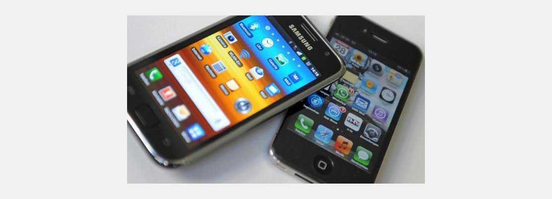 Statistik iOSApps mit fast doppeltem Umsatz bei halber