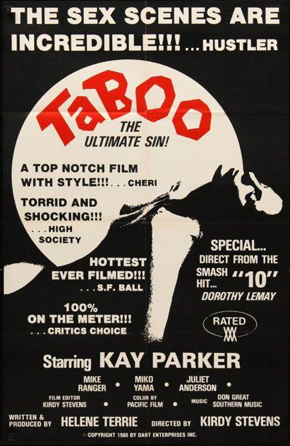 Taboo adult film
